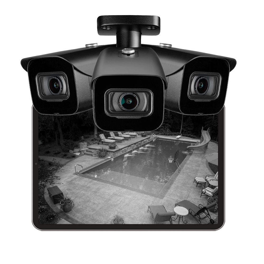 Infrared Night Vision security camera