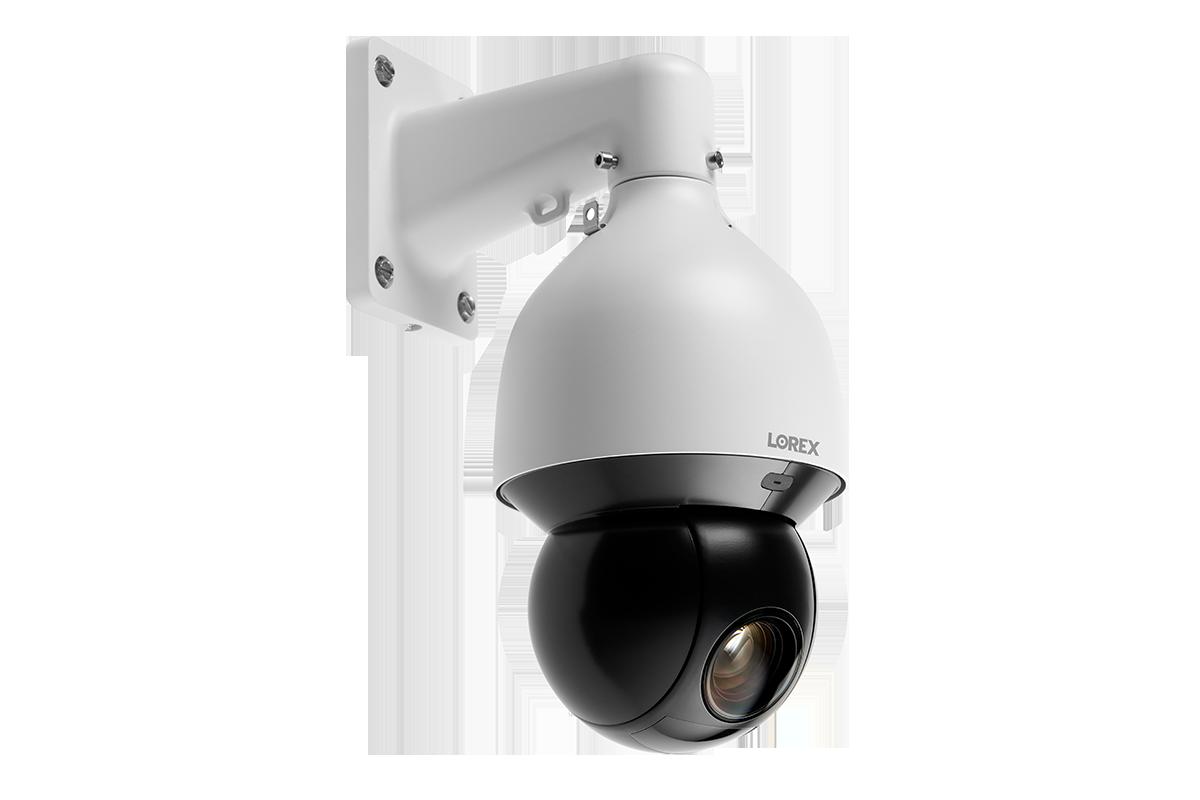 4K Ultra HD Weatherproof IP PTZ Camera Lorex E881AP