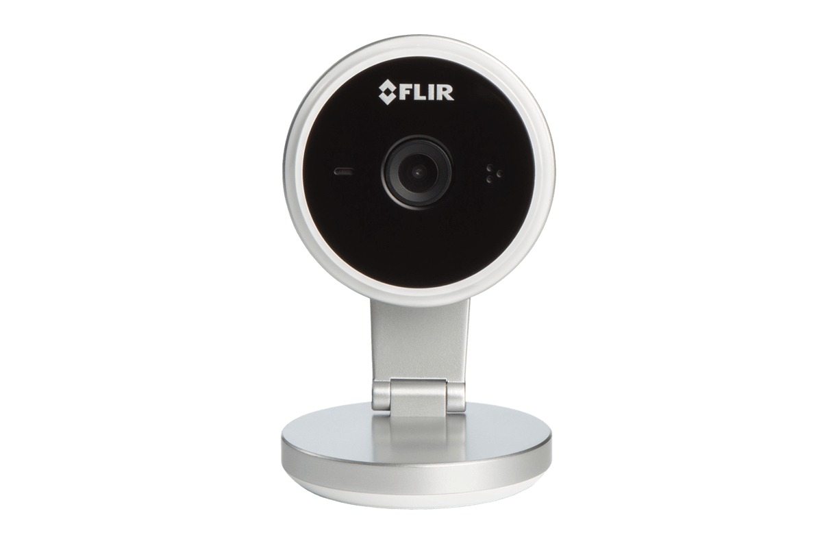 wireless and wired security camera system combination