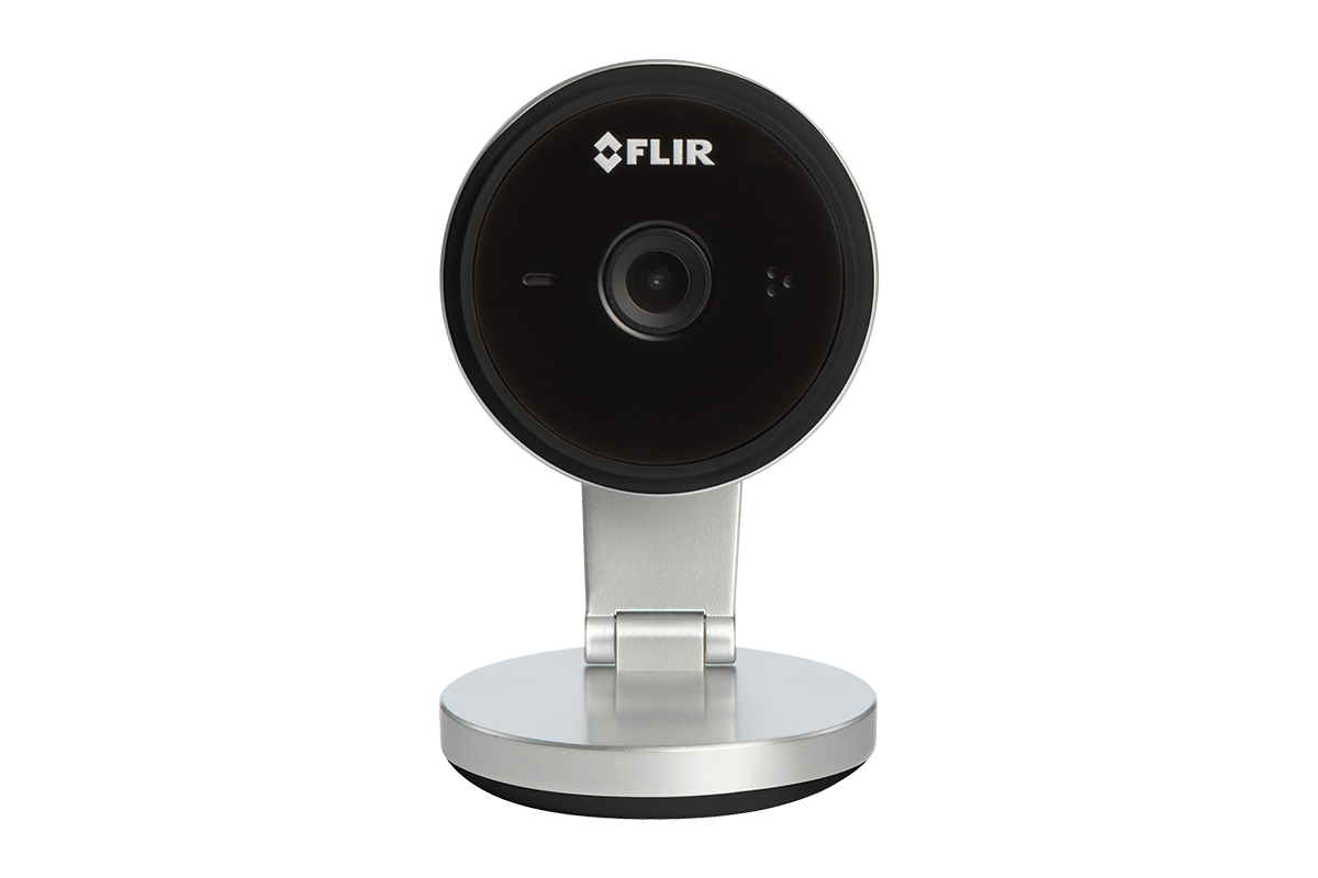 Wifi Home Security Camera with 2K Super HD resolution black