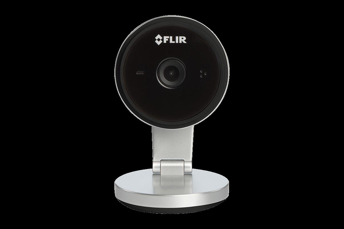 Wifi Home Security Camera with 2K Super HD Resolution (black) | Lorex
