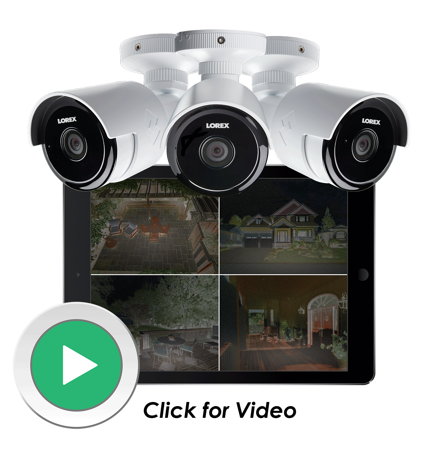 Lorex HD Outdoor Wi-Fi Security Camera | Lorex