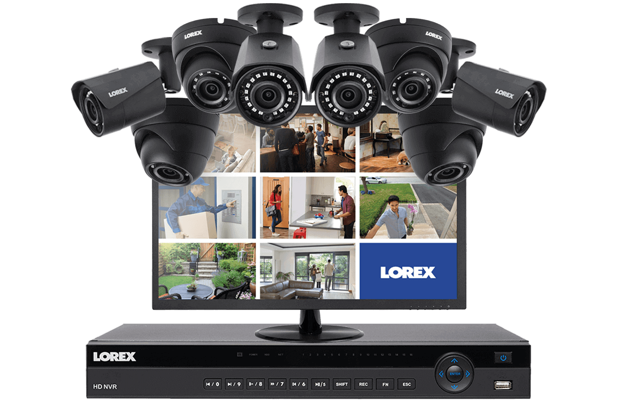 How to organize video surveillance 41