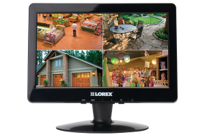 13inch LED security monitor for security camera DVR