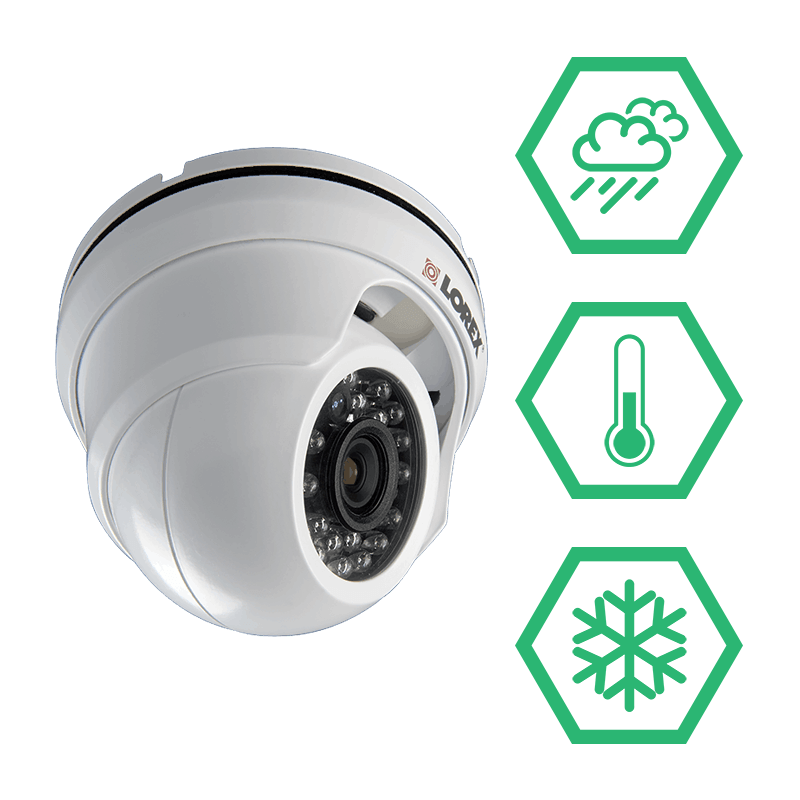 strong weatherproof security cameras