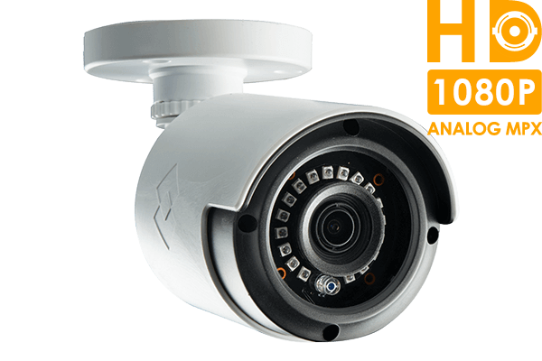 Lorex LAB223B High Definition 1080p Bullet Security Camera 2 PACK