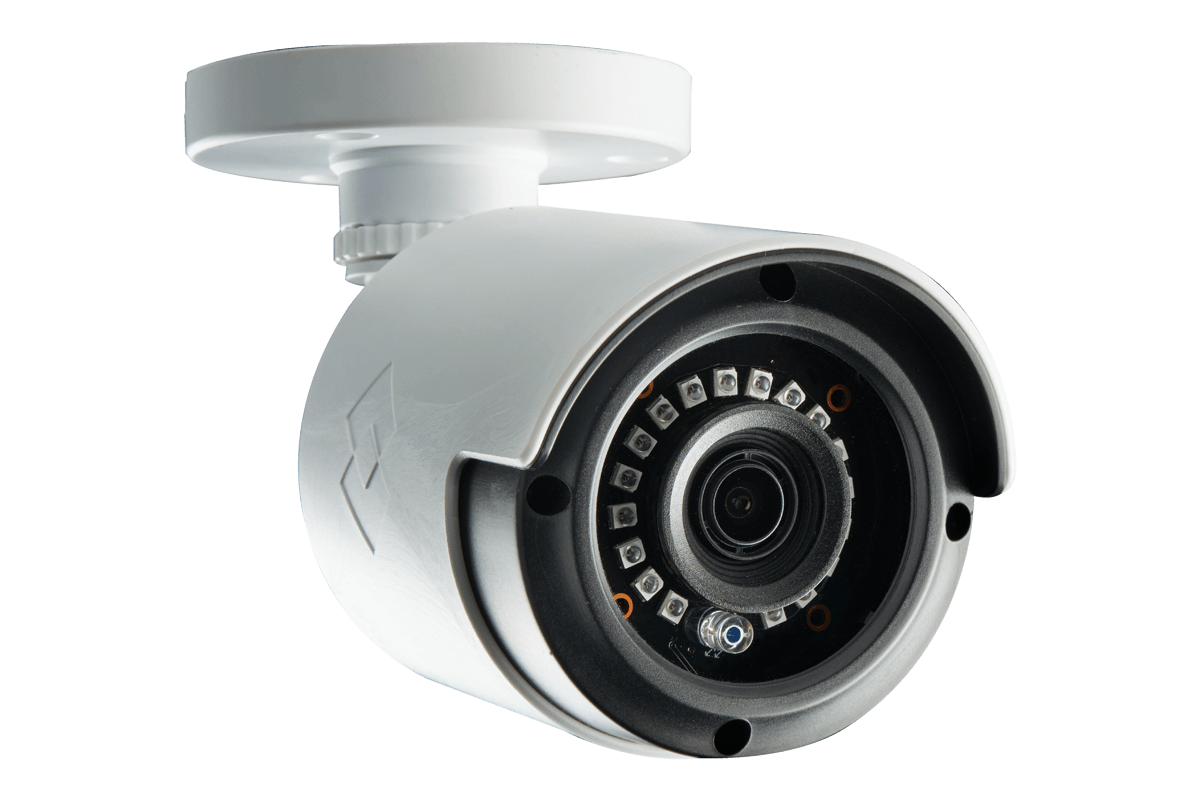 4MP Super High Definition Bullet Security Camera