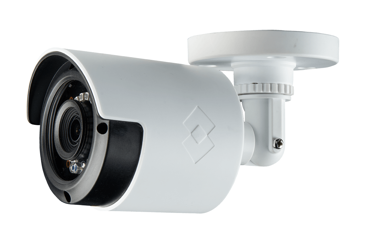 1080p security surveillance camera system with 4 outdoor 1080p