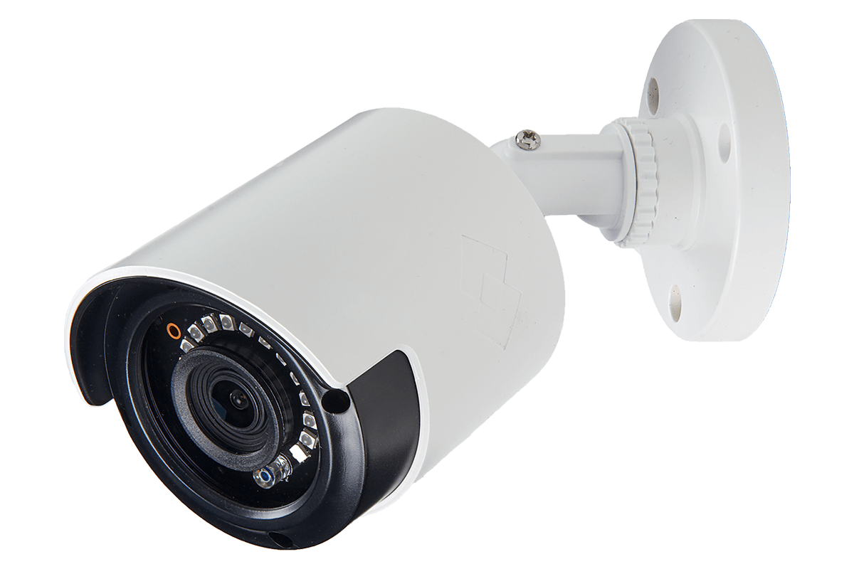 8-Channel Security System with 4 Super HD 2K Outdoor Cameras, 130ft night  vision