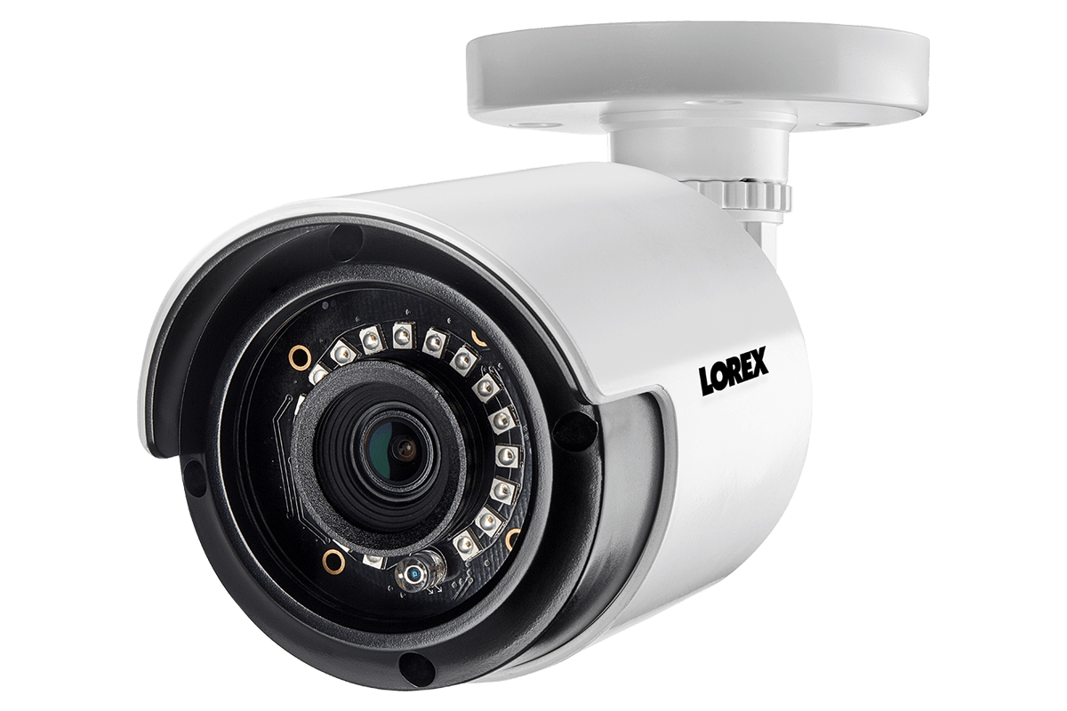 4-Camera Security System with 1TB Digital Video Recorder and 1080p  Resolution
