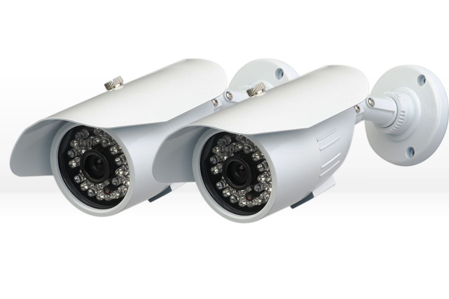Security cameras with 100ft night vision