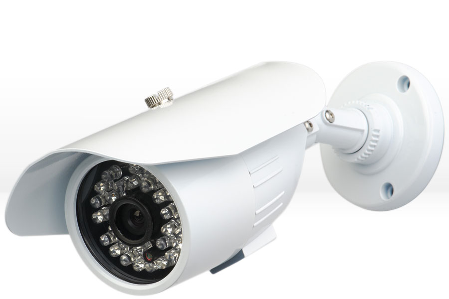 Weatherproof security camera