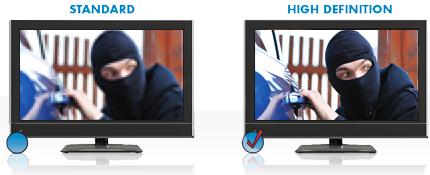 Lorex Lbv1521-C 720P HD Weatherproof Night Vision Security Cameras 2-PACK  HDCVI