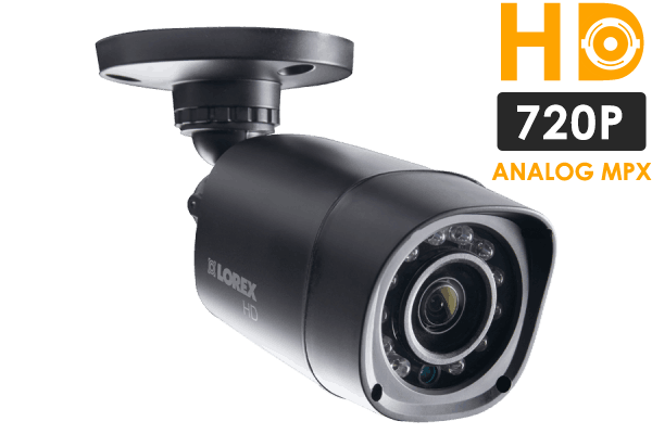 720P HD Weatherproof Night Vision Security Camera
