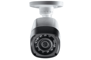HD Weatherproof Night Vision Security Cameras (2-Pack)