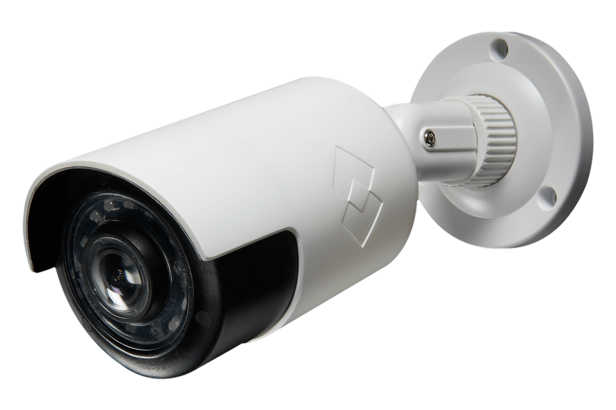Super-wide angle security cameras with 1080p HD resolution (4-pack)