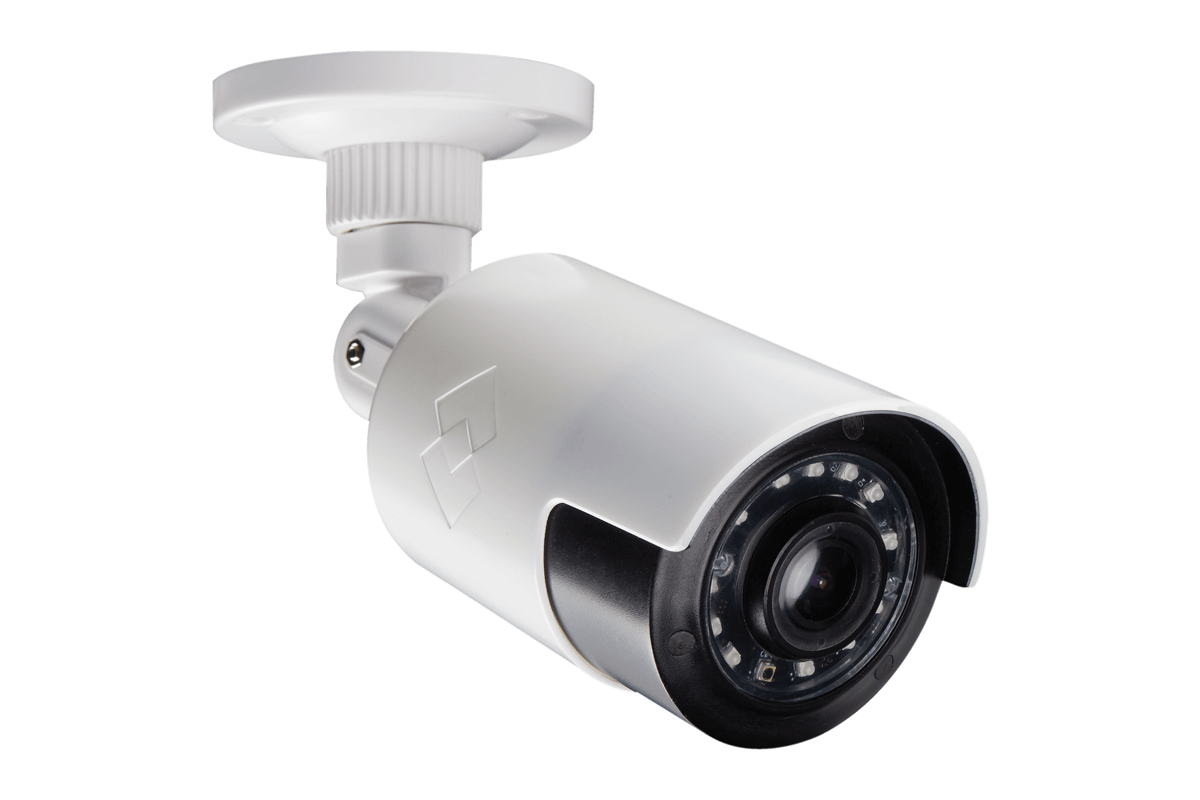 Wide angle security camera with 1080p HD resolution