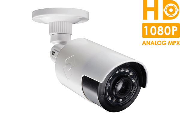 Wide-Angle Security Camera with 1080p HD Resolution | Lorex