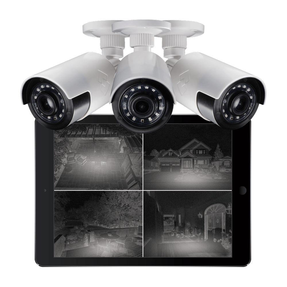 professional night vision HD surveillance system