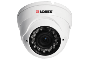 960H Weatherproof Night Vision Security Dome Camera