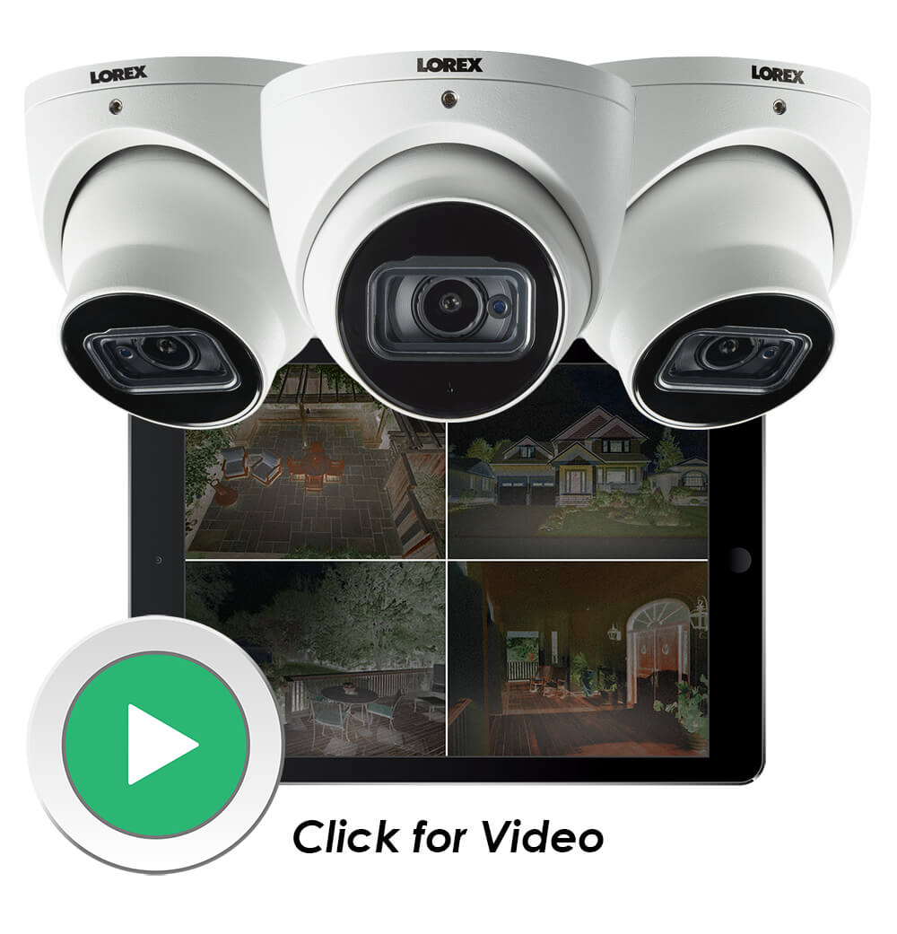 best color night vision dome IP camera
