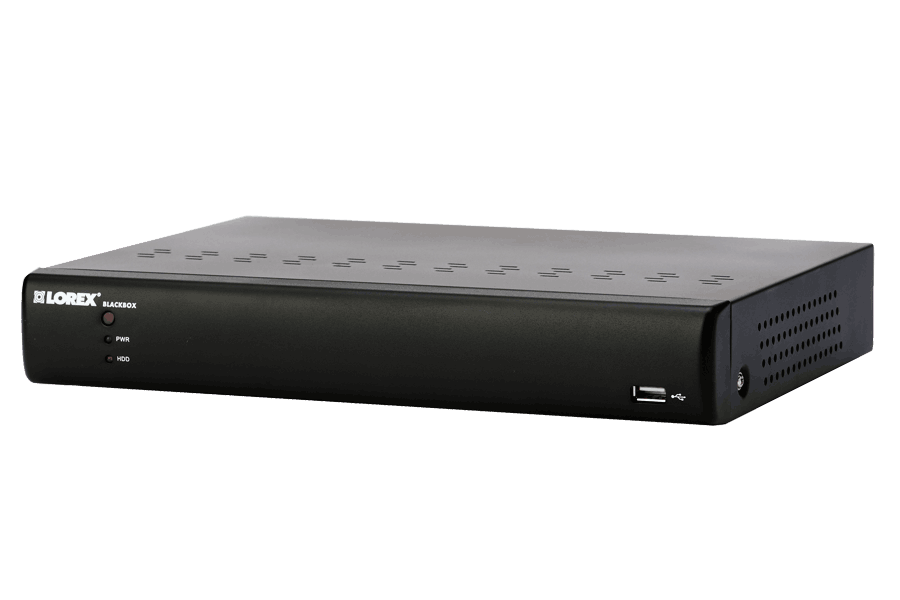 LH010 Eco BlackBox series security digital video recorder