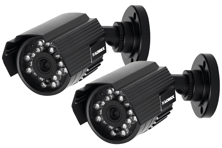 ECO BlackBox 8ch LED series complete security camera system