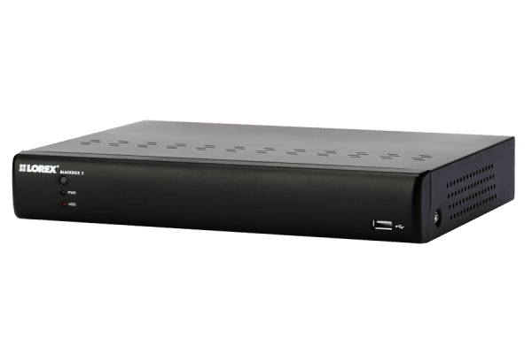 LH020 Eco Blackbox 2 Series Security DVR with 960H Recording and Stratus Connectivity