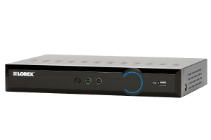 4 channel DVR with 960H recording