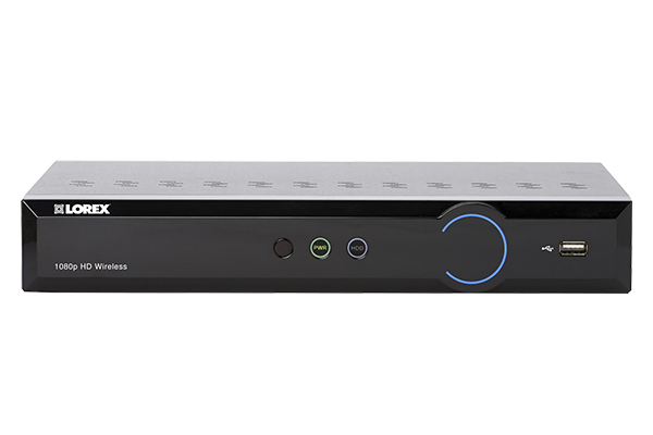 LH060 Series 1080p High Definition Digital Video Recorder with FLIR Secure Connectivity
