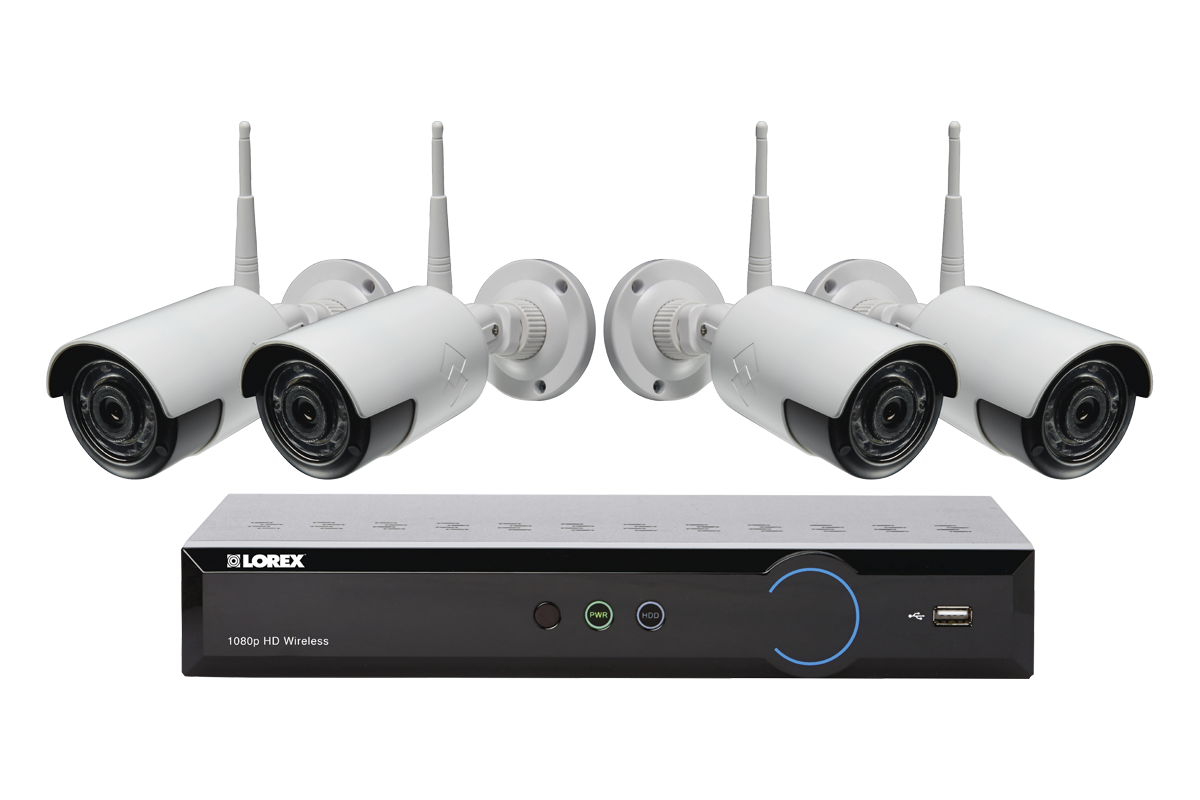 Wireless home video security systems do it yourself gallery of elegant wireless video security camera system with hd p cameras and ft night vision with wireless home video security systems do it yourself solutioingenieria Choice Image