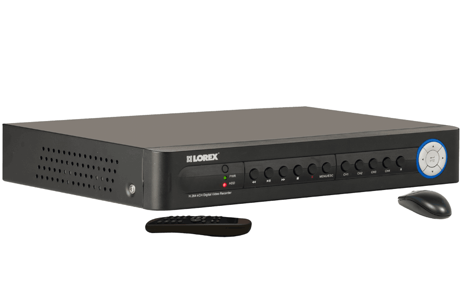 ECO series stand alone security DVR