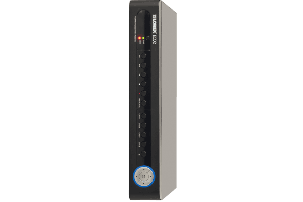 ECO2 series stand alone security DVR