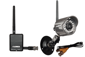 Wireless security camera system ECO series