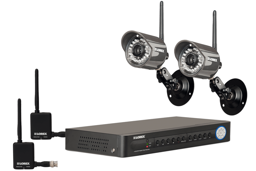 wireless security camera system eco series lorex