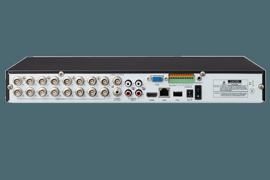 Lorex LH148000 8 CHANNEL 960H DVR HDMI DVR LH140 ECO3 no HDD