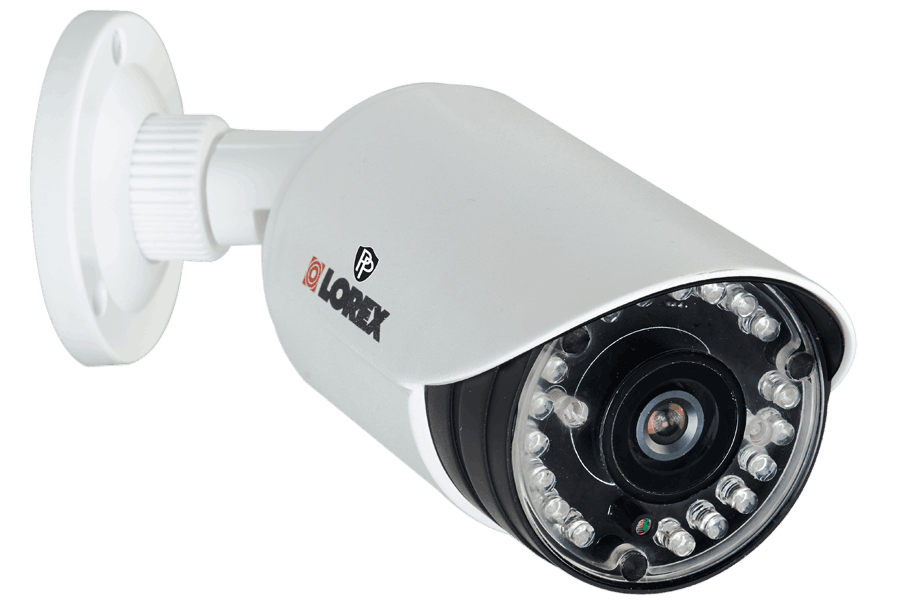 ECO6 16-Channel Real-time Security DVR with 960H Security Cameras