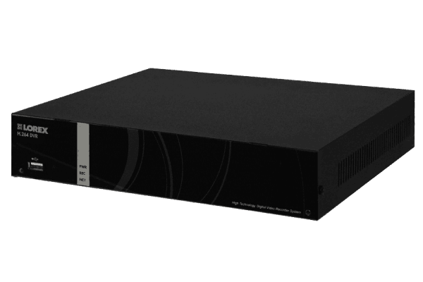DVR for security system 8 channel with 500GB hard drive