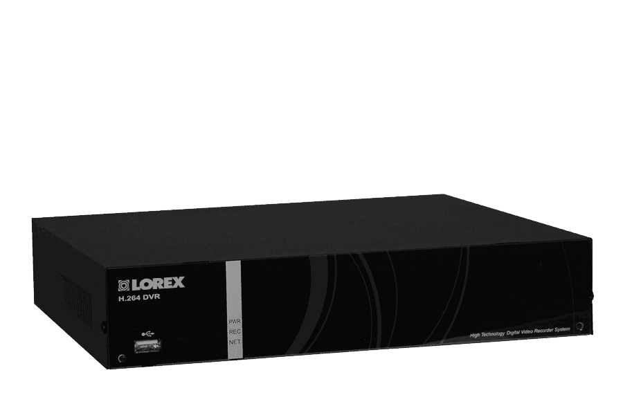 Surveillance DVR networkable 16 channel with 500GB hard drive