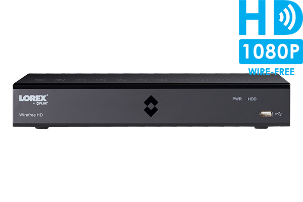 LHB Series Wire Free DVR