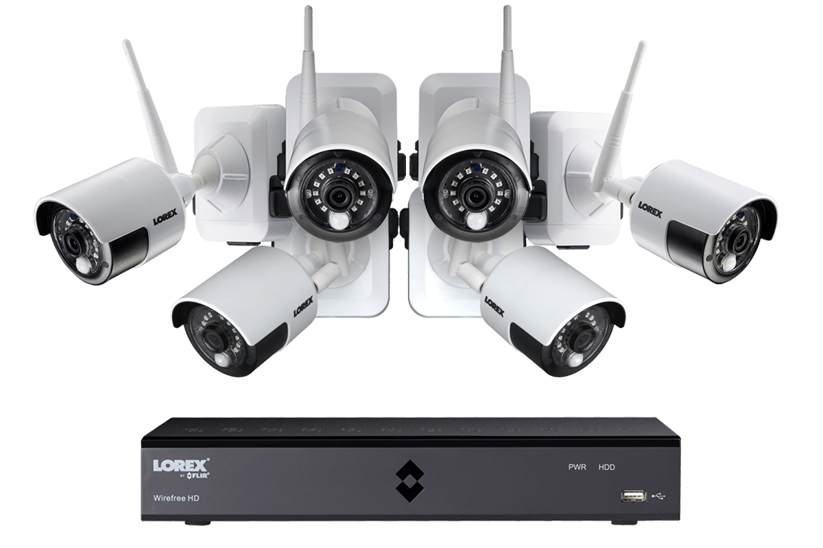 a place to call home complete series 4 camera advance pro series cctv installation cctv Wire-Free Security Camera System