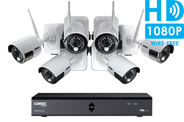 Wire-Free Security Camera System | Lorex