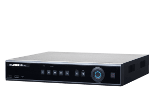 HD DVR for security surveillance