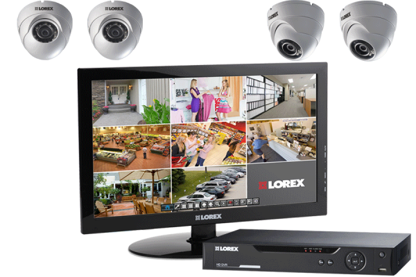HD Security camera system