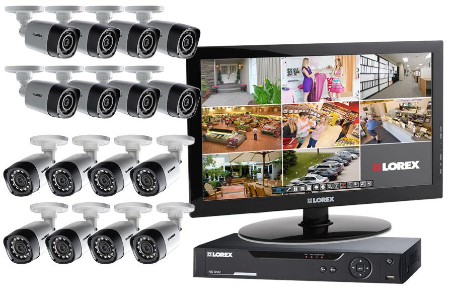Best hd surveillance camera system