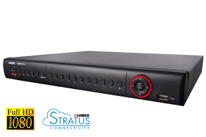 High Definition EcoHD series digital video surveillance recorder