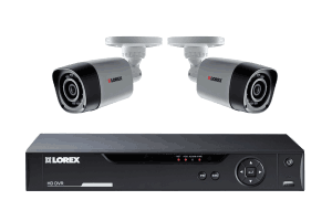 HD surveillance camera system
