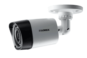 720p camera system with 6 HD security cameras
