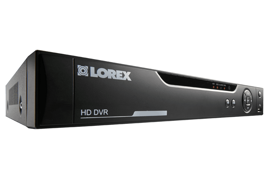 8 channel Security DVR with HD recording