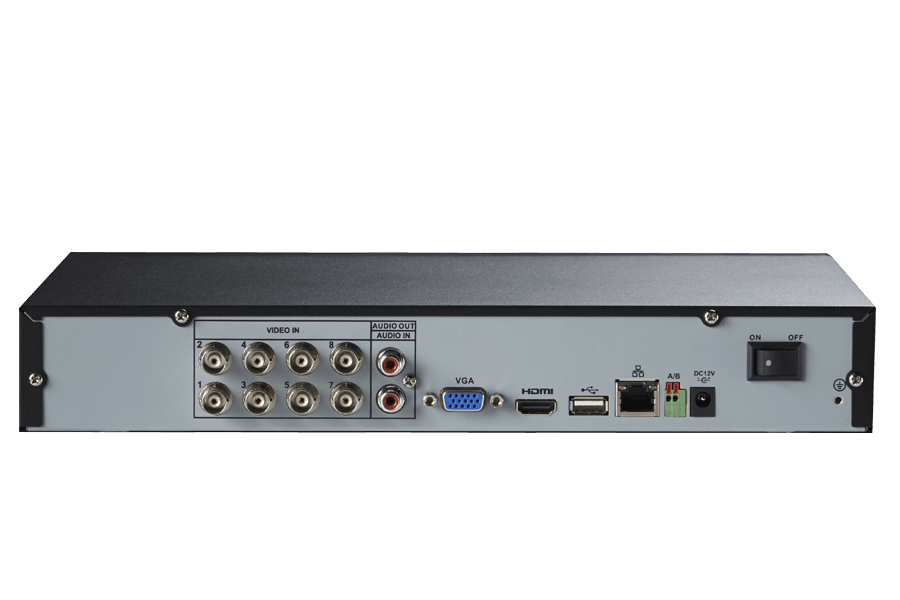 720P High Definition Digital Video Recorder | Lorex